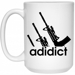 Nick Irving Reaper 33 Addict Mug