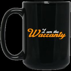 Tavarish I Am The Warranty Mug