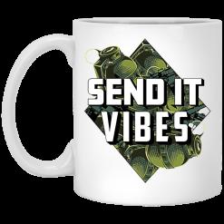 Nick Irving Reaper 33 Send It Vibes Mug
