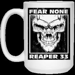 Nick Irving Reaper 33 Fear None Mug