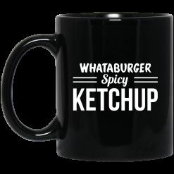 Whataburger Spicy Ketchup Mug
