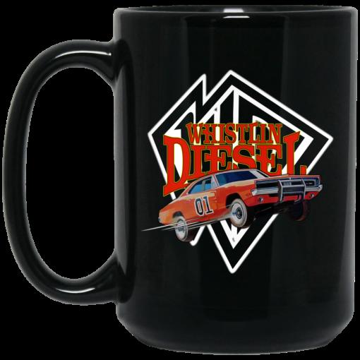 Whistlin Diesel Hazard Mug