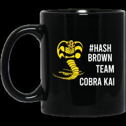 Hash Brown Team Cobra Kai Mug