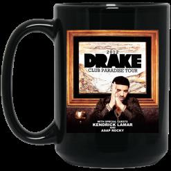 Drake Club Paradise Tour 2012 Mug