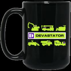 Devastator Transformers Mug