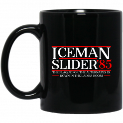 Danger Zone Iceman Slider 85? The Plaque For The Alternates Is Down In The Ladies Room Mug