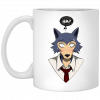 Bill Pickett The Bull-Dogger Mug