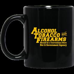 ATF Alcohol Tobacco And Firearms Mug
