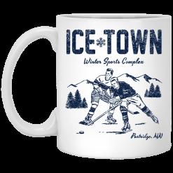 Ice Town Winter Sport Complex Mug
