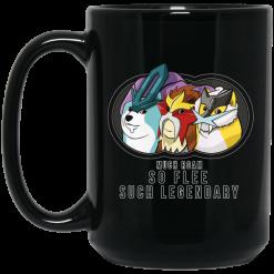 Much Roam So Flee Such Legendary Mug