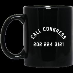 Call Congress 202 224 3121 Mug
