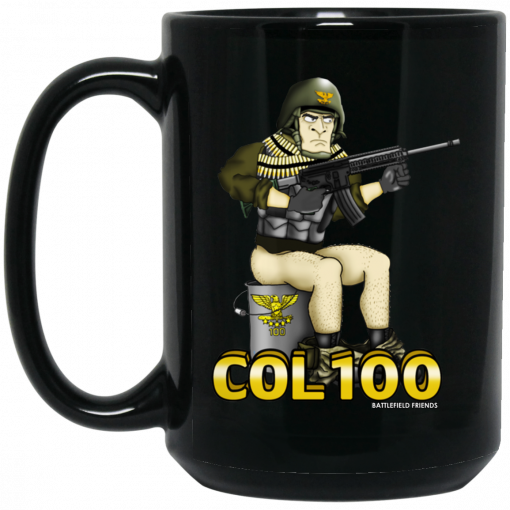 Col 100 Battlefield Friends Mug