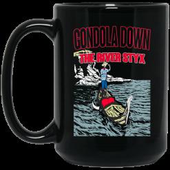 Gondola Down The River Styx Mug