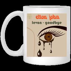 Elton John Levon Goodbye Mug