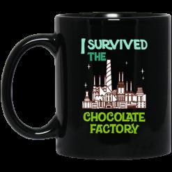 I Survived The Chocolate Factory Mug