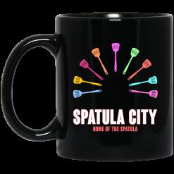 Spatula City Home Of The Spatula Mug