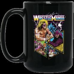 WWE WrestleMania Mug