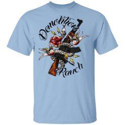 Demolition Ranch Tattoo Tee T-Shirts, Hoodies