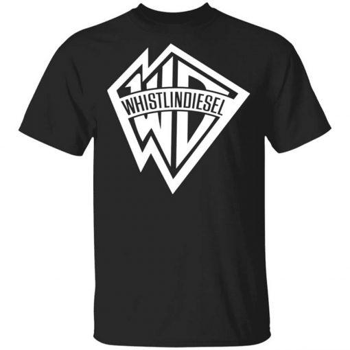 Whistlin Diesel Logo T-Shirts, Hoodies, Long Sleeve