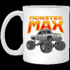 Whistlin Diesel Monster Max Mug