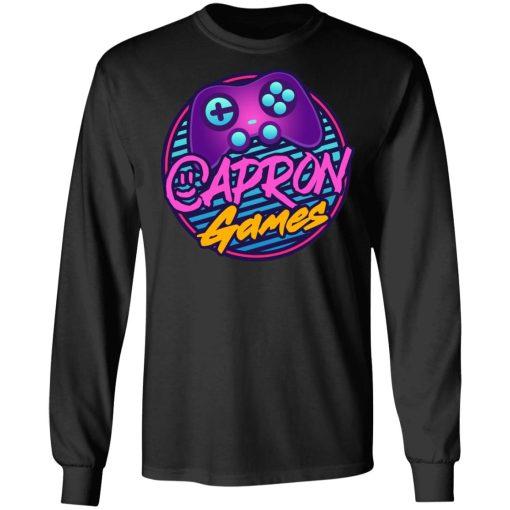 Capron Games Capron Funk T-Shirts, Hoodies, Long Sleeve