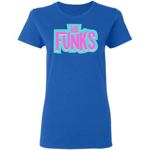 The Funks Capron Funk T-Shirts, Hoodies, Long Sleeve