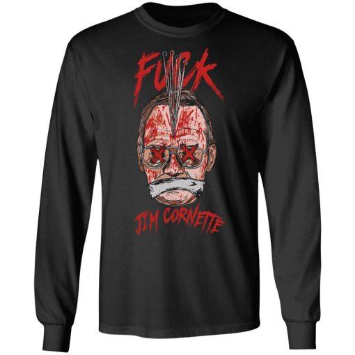 Fuck Jim Cornette T-Shirts, Hoodies, Long Sleeve