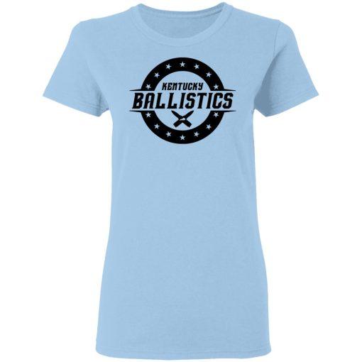 Kentucky Ballistics Logo T-Shirts, Hoodies, Long Sleeve