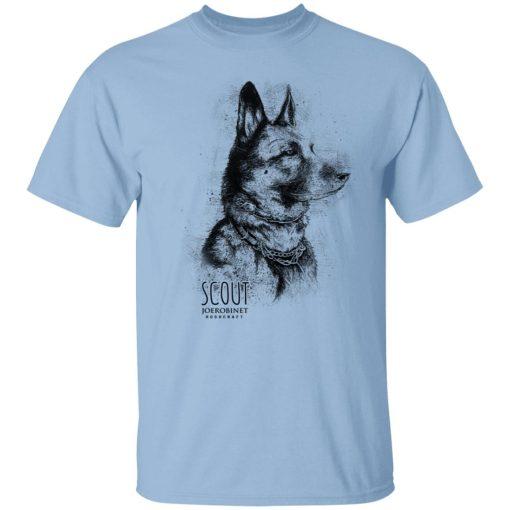 Joe Robinet Scout T-Shirts, Hoodies, Long Sleeve