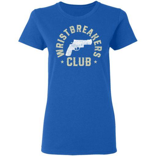 Kentucky Ballistics Wristbreakers Club T-Shirts, Hoodies, Long Sleeve