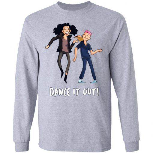 Meredith Grey (Grey's Anatomy) Dance It Out T-Shirts, Hoodies, Long Sleeve