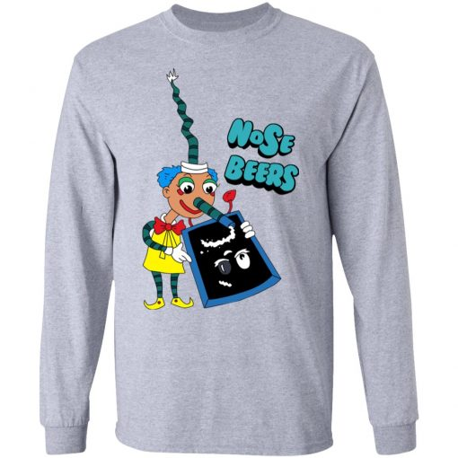 Nose Beers Doing Chalk T-Shirts, Hoodies, Long Sleeve