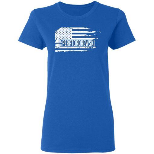 Operator Drewski Flag Logo T-Shirts, Hoodies, Long Sleeve