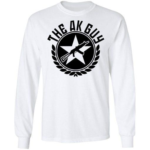 The AK Guy Logo T-Shirts, Hoodies, Long Sleeve