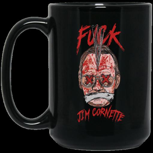 Fuck Jim Cornette Mug