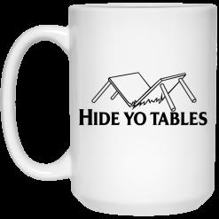 Kentucky Ballistics Hide Yo Tables Mug
