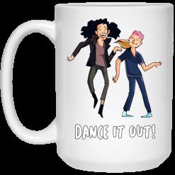 Meredith Grey (Grey's Anatomy) Dance It Out Mug