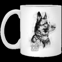 Joe Robinet Scout Mug