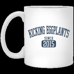 Kentucky Ballistics Kicking Eggplants Mug