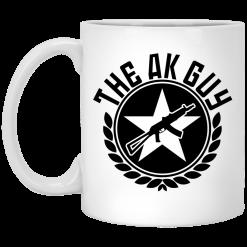 The AK Guy Logo Mug