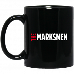 The Marksmen Logo Mug