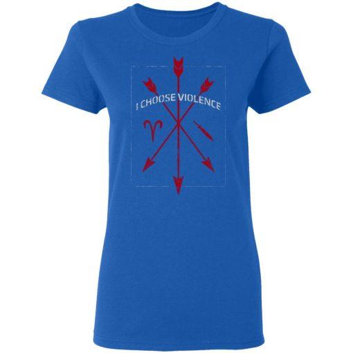 I Choose Violence T-Shirts, Hoodies, Long Sleeve