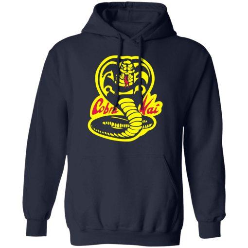 Cobra Kai Logo Adult T-Shirts, Hoodies, Long Sleeve