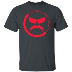 Dr Disrespect Violence, Speed, Momentum T-Shirts, Hoodies, Long Sleeve