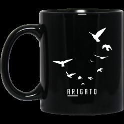 Arigato Jaiden Animations Scatter Mug