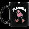 Flamingo Bird Popsicle Mug