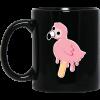 Flamingo Boot Boy Mug
