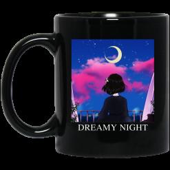 Lilypichu Dreamy Night Mug