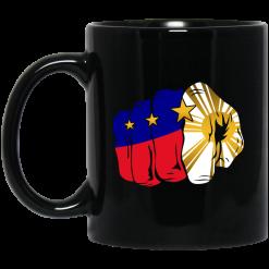 Pacquiao Team Pac Fist Mug