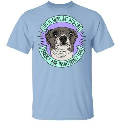 Jenna Marbles Life Is Short But Also Like Terribly and Insufferably Long At The Same Time T-Shirts, Hoodies, Long Sleeve